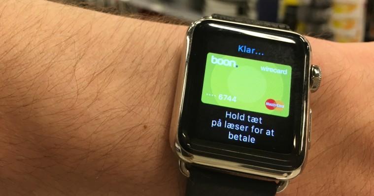 Guide: Sådan kan du prøve Apple Pay i Danmark allerede nu