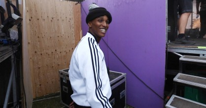 Video: Jamaika backstage på Roskilde Festival