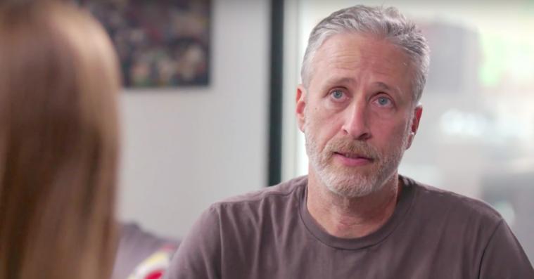 HBO dropper animeret Jon Stewart-projekt