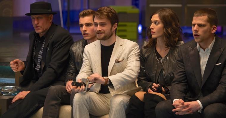 'Now You See Me 2': Charmen er gået af stjernebesat tryllefilm
