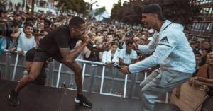 Rappere i overflod: Se billeder fra Droz Daily Steezins vilde hiphop-fest på Sønder Boulevard
