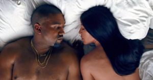 Kendisser i nøgenorgie i Kanyes nye 'Famous'-video – fra Taylor Swift til Donald Trump