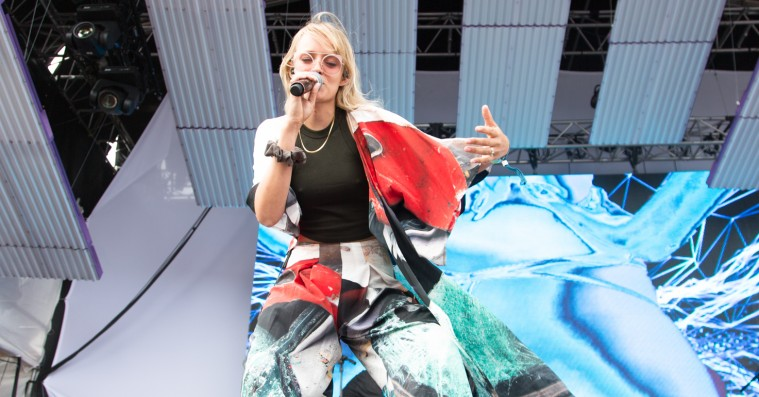 Roskilde: Soleimas Barbie-ballader fandt deres plads i ny, dansk guldalderpop