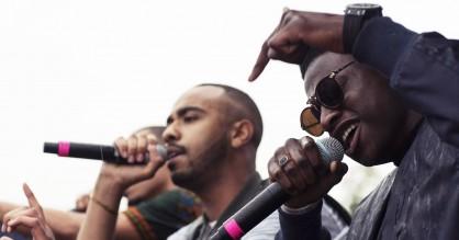 Se billeder: Droz Daily Steezin skød Roskilde i gang med Ghettoblaster-fest