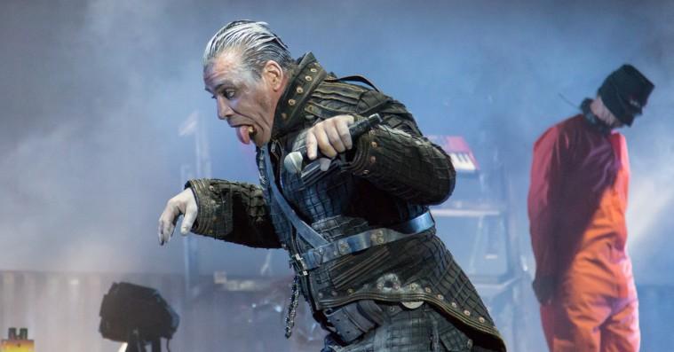 Rammstein kommer til Danmark med deres vanvittige live-show