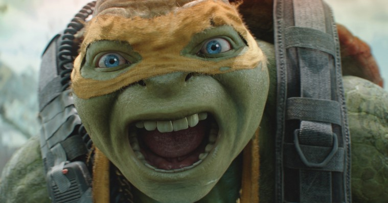 'Teenage Mutant Ninja Turtles 2': Skildpadde-actionbasker er forfriskende fjollet