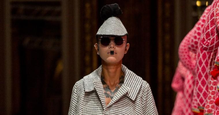 Showanmeldelse: Henrik Vibskov fandt asiatisk inspiration i Paris