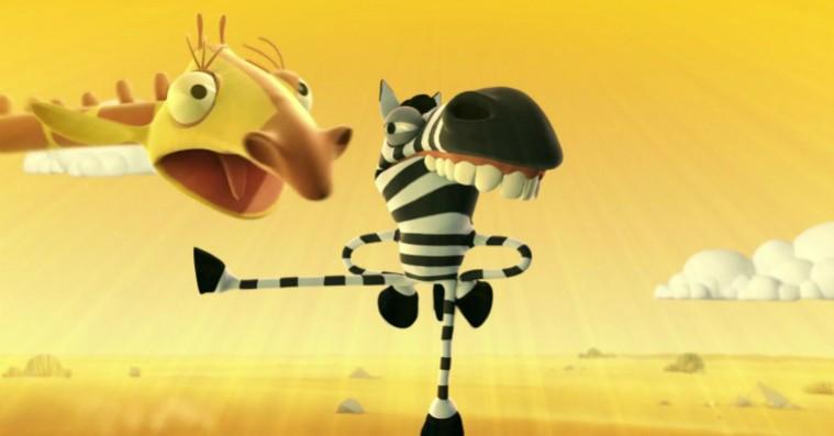 Disco-zebraer og en liderlig Holger Danske: Vi vurderer Animationslinjens afgangsfilm