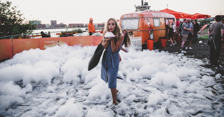 Distortion ruster op: Mere end 30 nye navne på plakaten – se sceneværterne til årets Ø-fest