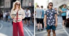 Street style: Sommer-vibes til Distortion-start