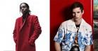 Kampagnemodel-battle: Dior og A$AP Rocky vs. Prada og Eddie Redmayne
