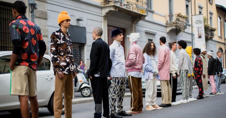 Showanmeldelse: Soulland i Milano – mænd må gerne gå i lyserødt