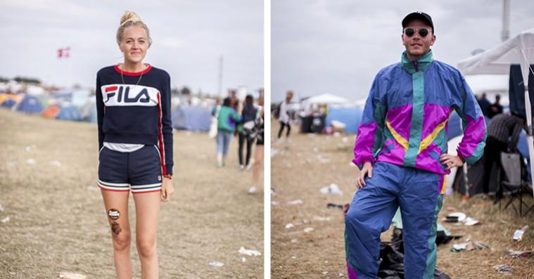 Street style: Sportswear på Roskilde Festival