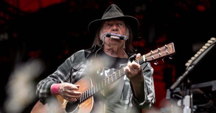 Roskilde Festival: Tre timers Neil Young – i udmattelseskrig for moder jord