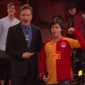Hvor udlandseventyret startede: Se Lukas Graham tilbage hos Conan O'Brien med 'Mama Said'