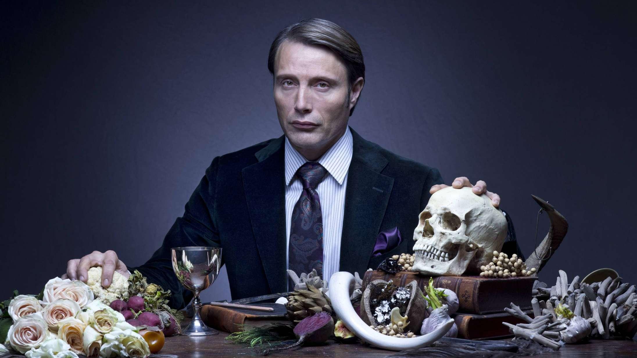To Hollywood-stjerner blev tilbudt 'Hannibal'-rolle før Mads Mikkelsen