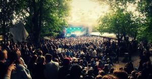 Guide: Sensommerens store festivaler i Jylland