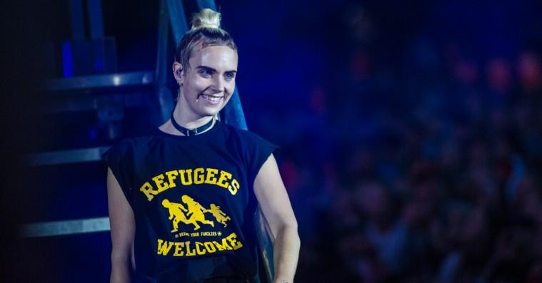 Mø på Roskilde Festival: En rørende hjemmebanesejr