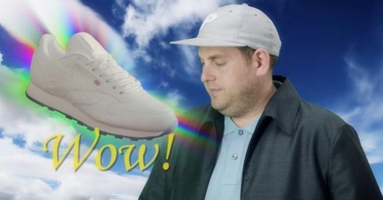 Palace og Reebok samarbejder om sneakers – spiller på humoren i reklamefilm
