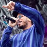 Roskilde Festival: Trussestjælende karisma fra storcharmøren Anderson .Paak