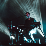 James Blake tog revanche i Roskilde Festival-mørket