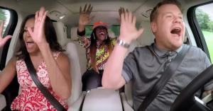 Se Michelle Obama rocke ud i Carpool Karaoke – Missy Elliot indtager bagsædet