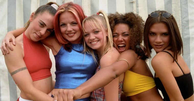 Spotify fejrer Spice Girls 20 års jubilæum med hårde tal og top-ti playliste