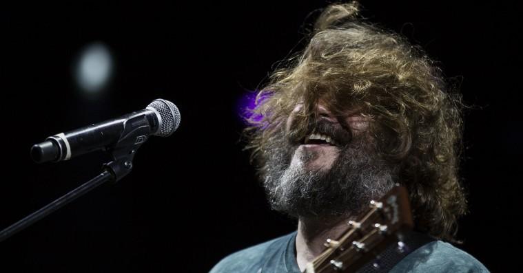 Roskilde Festival: Tenacious D var en indforstået griner