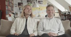 Inspirerende boliger: Kreativt indrettet brødre-kollektiv på Ydre Nørrebro