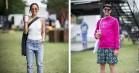 Street style: Stiloverskud trods mere regn på Roskilde Festival