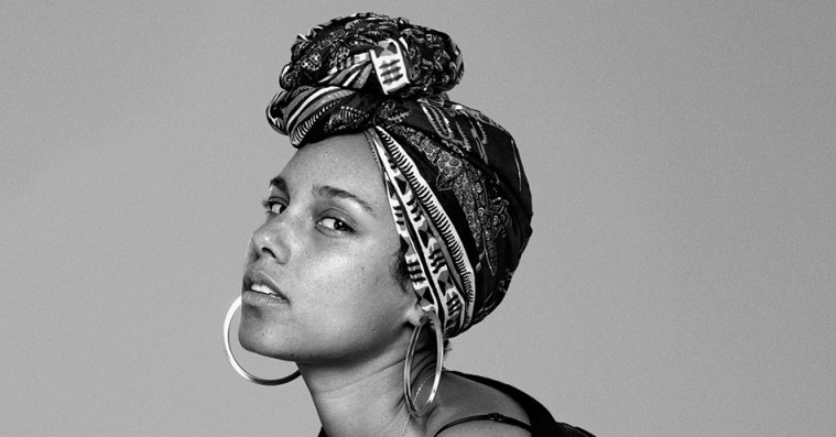 ASAP Rocky gæster ny single fra Alicia Keys – hør 'Blended Family'
