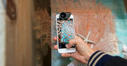 Fem stykker grej, der gør dit smartphonekamera professionelt – for under 600 kroner