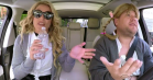 Ny Carpool Karaoke: Britney Spears dør af grin over James Corden