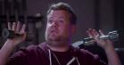 James Corden tager pis på Kanyes nye 'Fade'-video – »Ingen behøver så meget olie«
