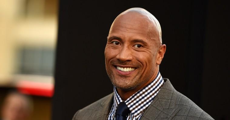 Dwayne 'The Rock' Johnson åbner op om depression: »Jeg græd konstant«
