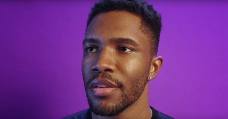 Frank Ocean teaser nyt album: »I just ain't put that bitch out!«