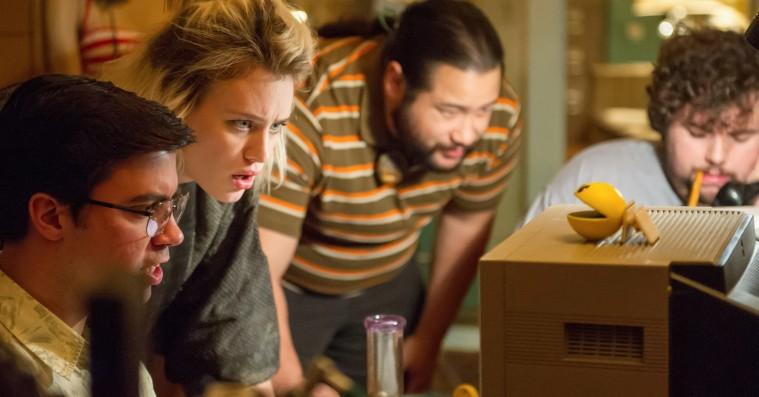 Tredje sæson af 'Halt and Catch Fire' er ulideligt spændende