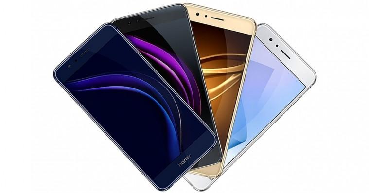 Test: Huaweis Honor 8 giver top-smartphones kamp til stregen