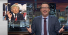 John Oliver nakker 'sarkastiske' Donald Trump og benzin-industrien i forrygende segment
