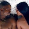 Vokskendisserne fra Kanyes 'Famous'-video vist frem på udstilling – Kim Kardashian deler Snap