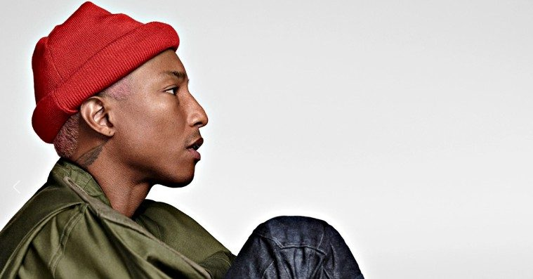 pharrell williams viser f rste aw kollektion for g star raw nyhed. Black Bedroom Furniture Sets. Home Design Ideas