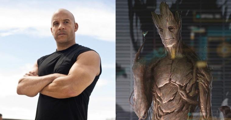 Vin Diesel afslører det største superhelte cast til dato i sær facebook-video