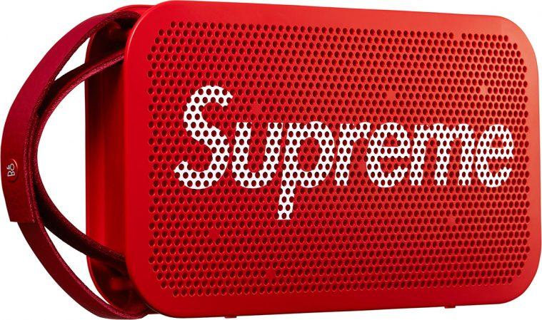 Højmoderne Supreme blander blod med B&O – højtaler-samarbejde på vej / Nyhed LK-75