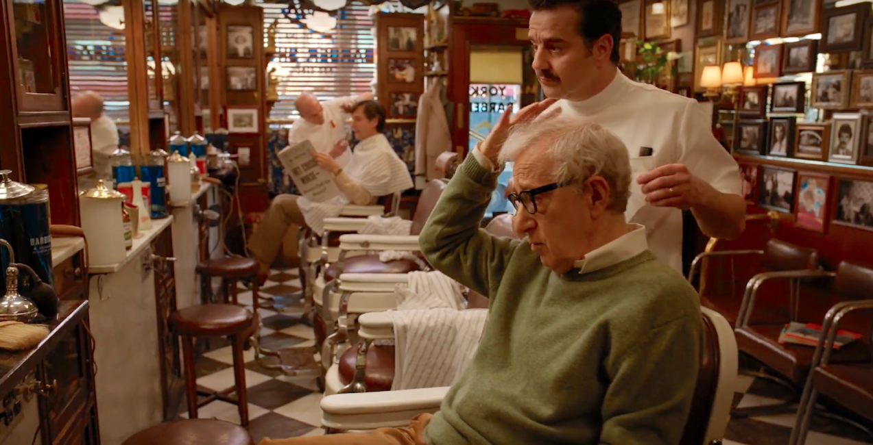 Woody Allen Crisis in Six Scenes