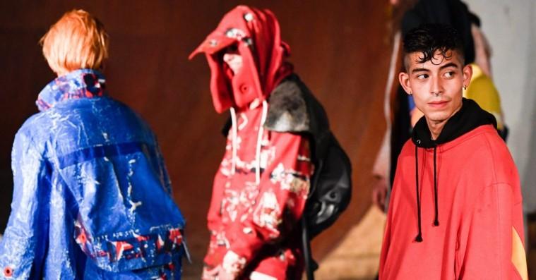 Copenhagen Fashion Week: HÆRVÆRK havde noget at byde på – men var meget avantgarde