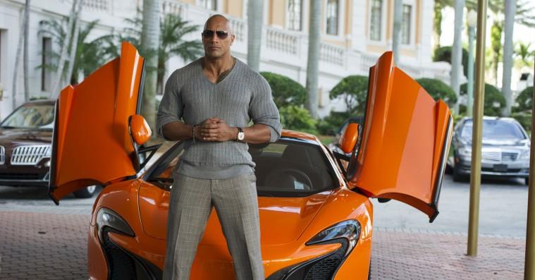The Rock er verdens bedst betalte skuespiller – kvinderne langt efter