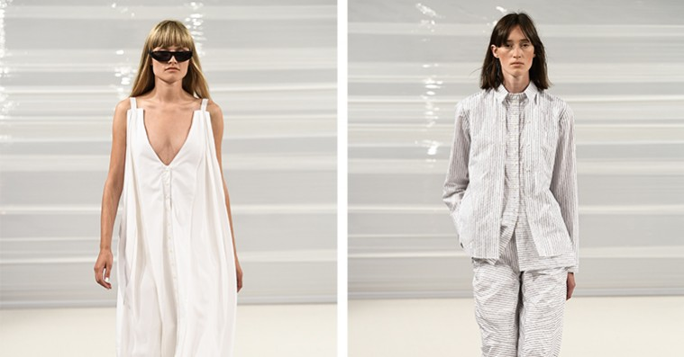 Copenhagen Fashion Week: Freya Dalsjø var legesyg og eksperimenterende