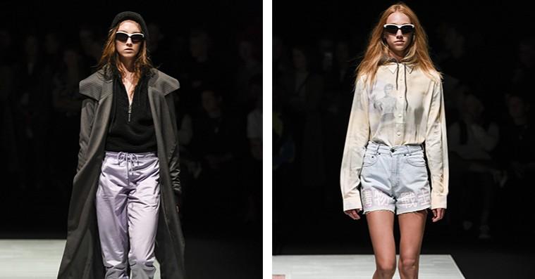 Copenhagen Fashion Week: Han Kjøbenhavns første damekollektion var sikker uden at overraske