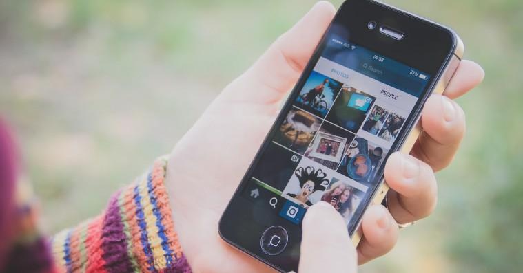 Kæmpeændring i Instagram: Nu kan du dele hele albums