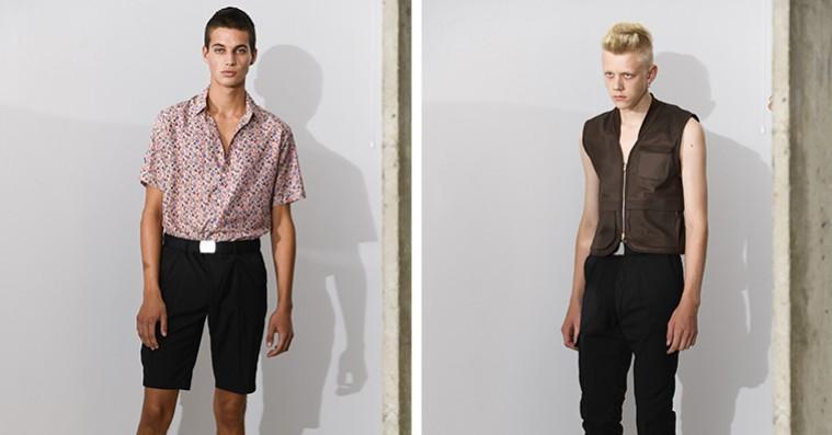 Copenhagen Fashion Week: Randy var konsekvent og militærinspireret